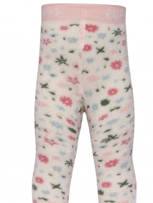 Baby Flowers Tights