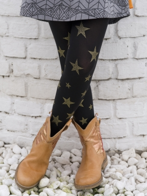 Twinkling Stars Tights Kids