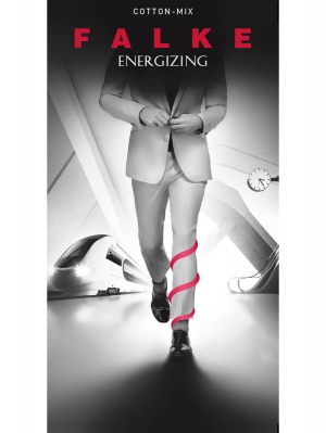 Energizing Cotton Knee-High