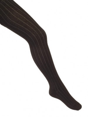 Engraved Line Tights