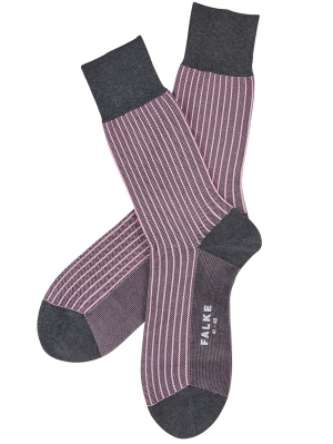 Oxford Stripe Sock