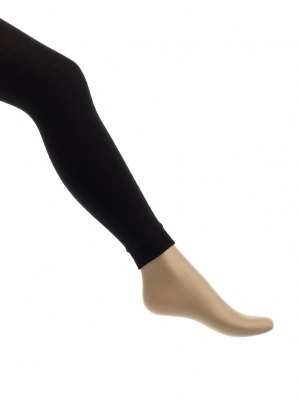 Cotton Footless Tights