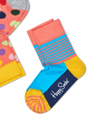 2-Pack Big Dots Sock